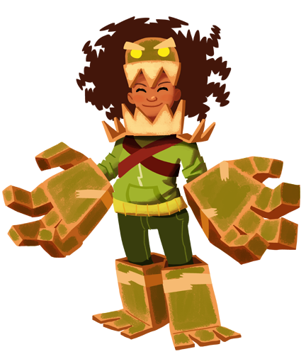 Sophie original design - Cardboard Kingdom